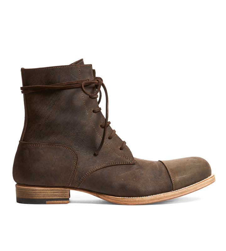 Julius Alto in Chocolate and Flint
