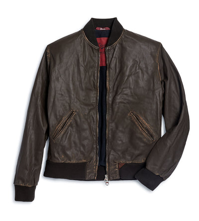 Rudy Leather Jacket