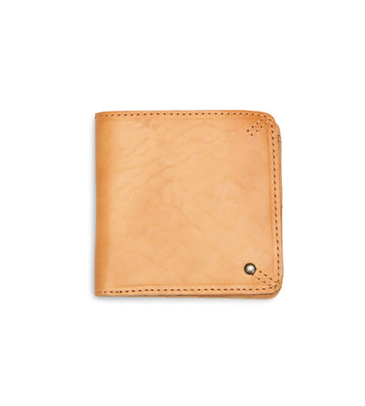 BiFold Wallet in Cuoio