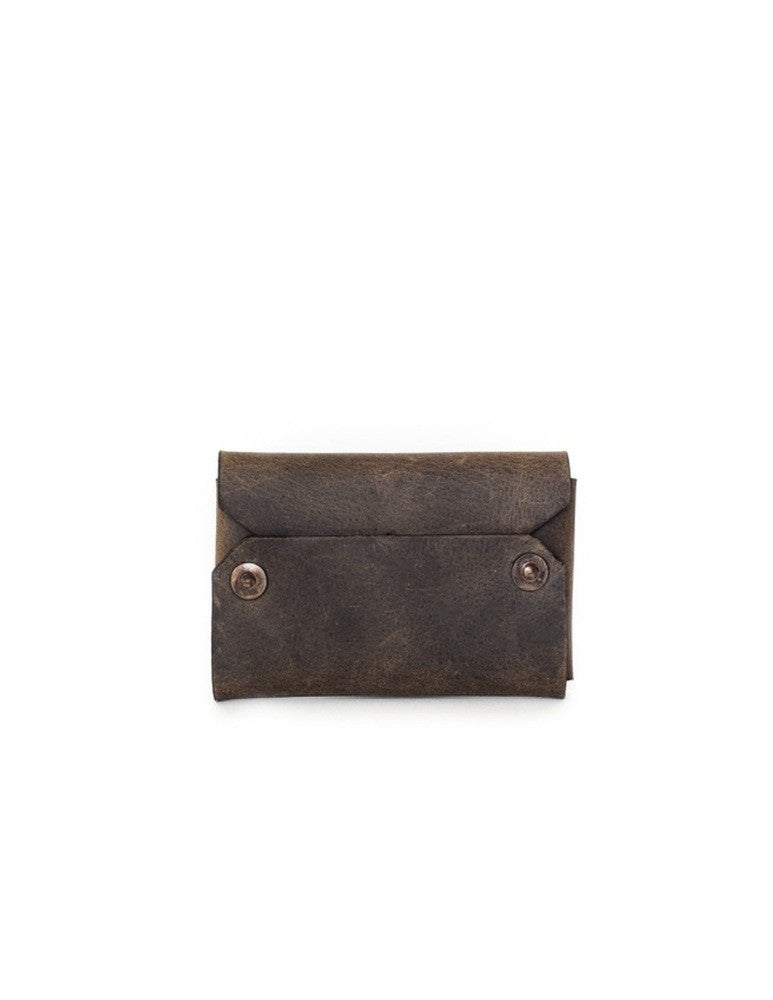Petite Envelope Wallet - Chocolate