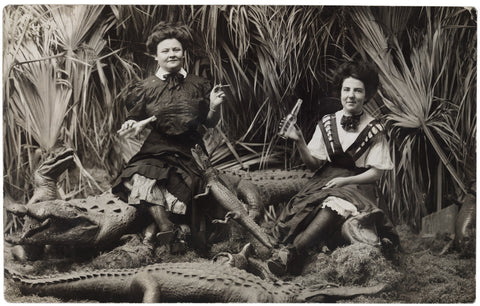 Alligator Women