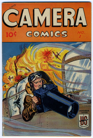Camera Comics! All 9 Issues!
