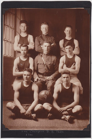 Champion Basketball, 1909