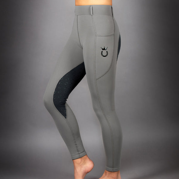 Royal Horsemen Reitleggings Grau