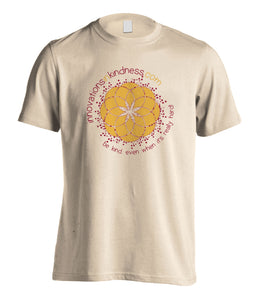Unisex natural kindness t-shirt