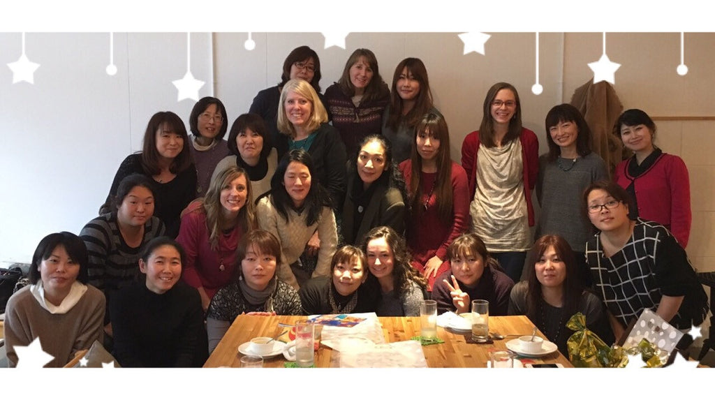 Early Christmas Lunch Party | ちょっと早めのクリスマスランチ