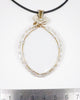 Juli Wire-wrap Necklace (36-321)