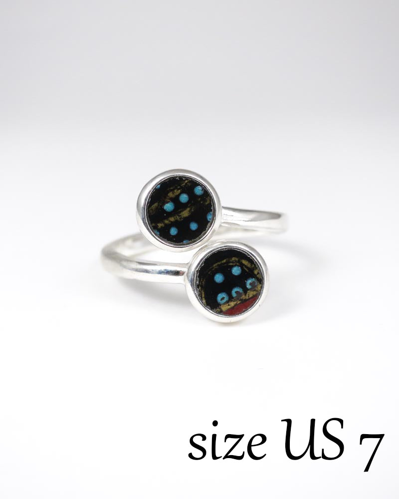 Rose Wrap Rings (53-159)
