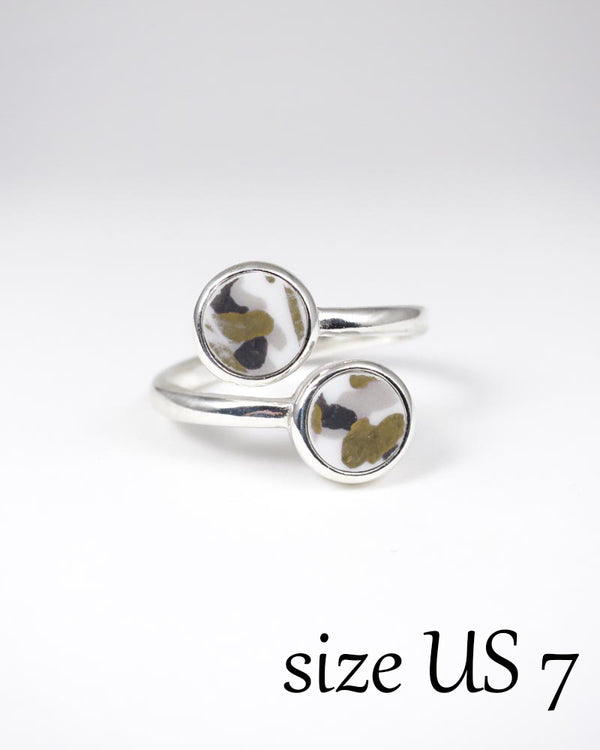 Rose Wrap Rings (53-160)