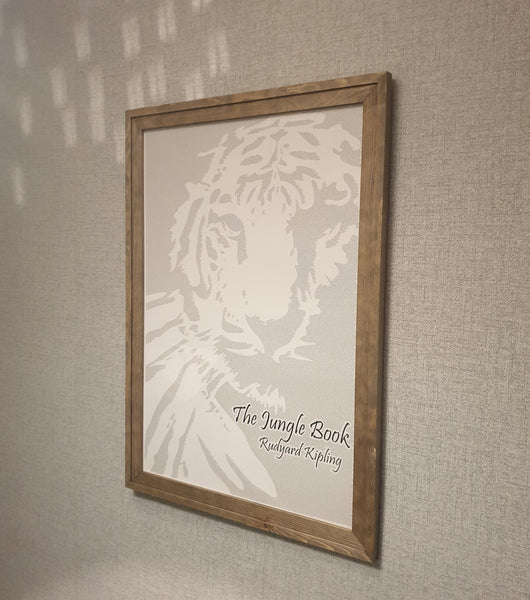 The Jungle Book Tiger Full Novel Text Print