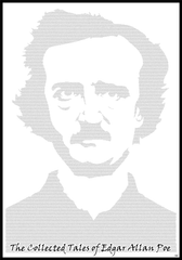 Edgar Allan Poe Selected Tales Text Print