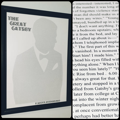 The Great Gatsby Full Novel Text Print