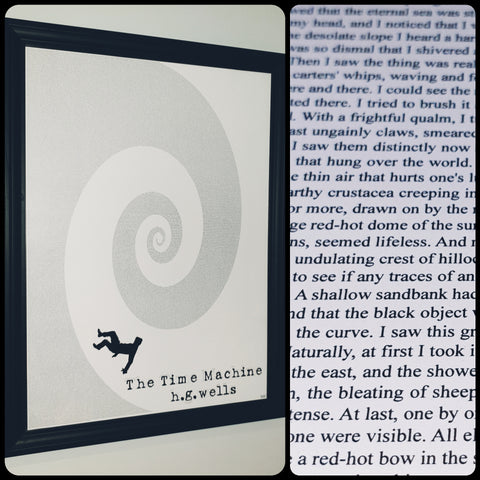 The Time Machine Full Novel Text Print