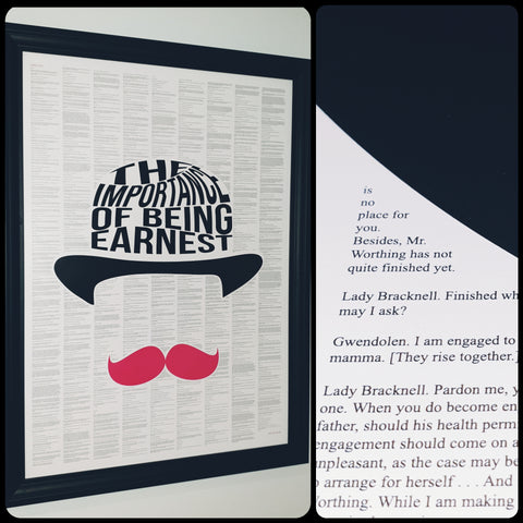 The Importance of Being Earnest Full Novel Text Print