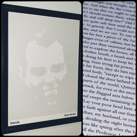 Dracula Full Novel Text Print