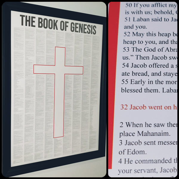 The Book Of Genesis Full Book Text Print