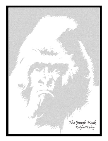 Jungle Book - Gorilla -  Full Novel Text Print