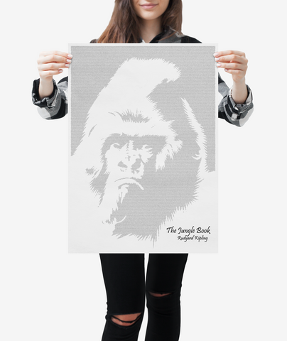 The Jungle Book Gorilla Full Novel Text Print
