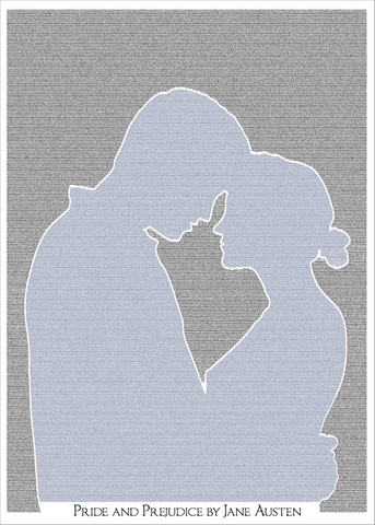 pride and prejudice full novel text poster