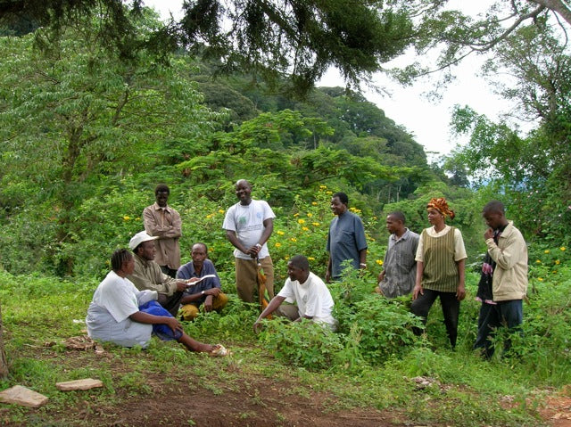 Why reward smallholder farmers for conservation and reforestation?