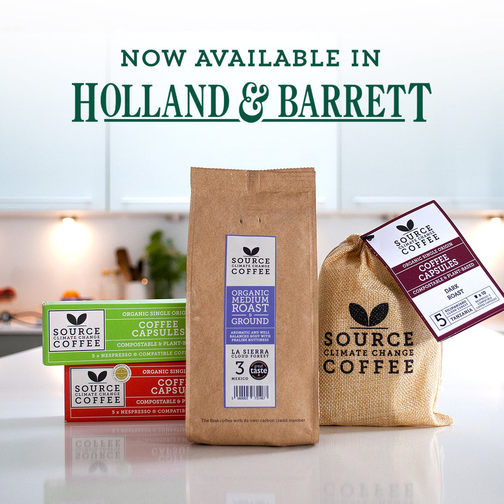 Delighted to be launching with Holland & Barrett