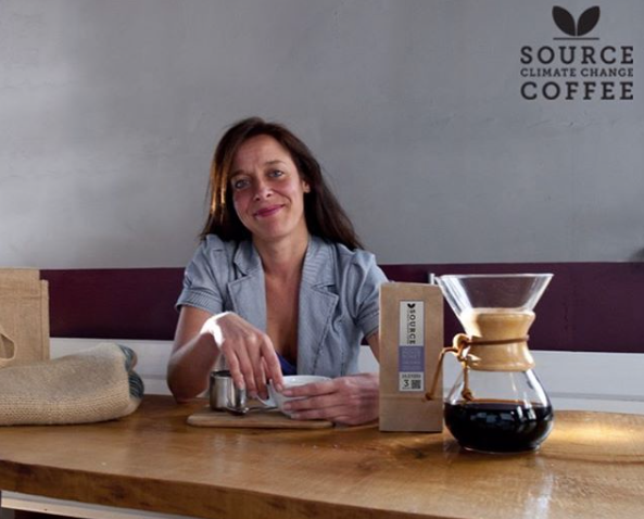 The entrepreneur combatting climate change one cup at a time