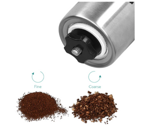 Coffee Bean & Grinder Gift Set - Source Climate Change Coffee