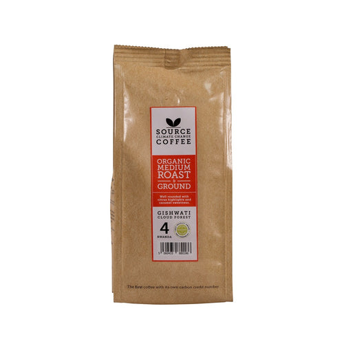 Organic Gishwati Cloud Forest Coffee: Rwanda Strength 4 - Source Climate Change Coffee