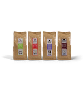 Taste Collection Gift Pack of Organic Single Origins Coffees & Decaf - Source Climate Change Coffee