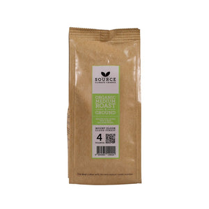 Organic Mount Elgon Cloud Forest Coffee - Uganda Whole Beans Subscription - Source Climate Change Coffee