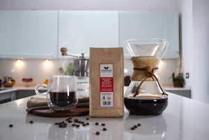 Organic Gishwati Cloud Forest Coffee - Rwanda Roast & Ground Subscription - Source Climate Change Coffee