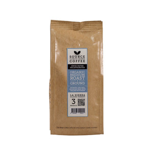 Organic Decaffeinated La Sierra Cloud Forest Coffee: Mexico Strength 3 - Source Climate Change Coffee