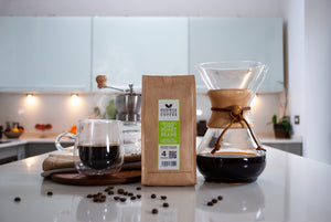 Organic Mount Elgon Cloud Forest Coffee: Uganda Strength 4 - Source Climate Change Coffee