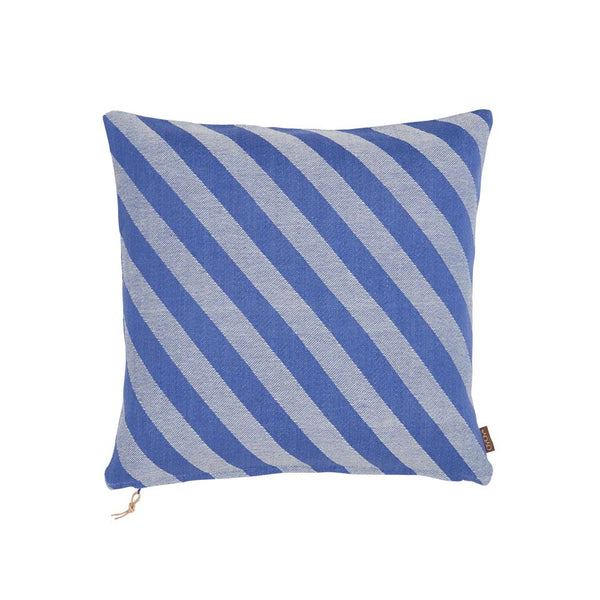 Fluffy Cushion - Blue