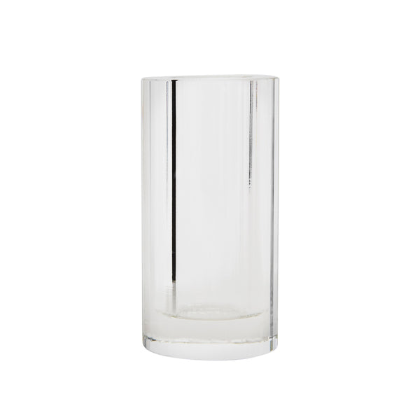 Nordic Glass Vase - Clear