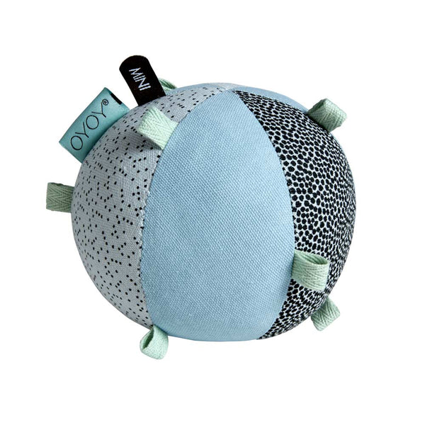 Puzzle Baby Ball - Pale Blue
