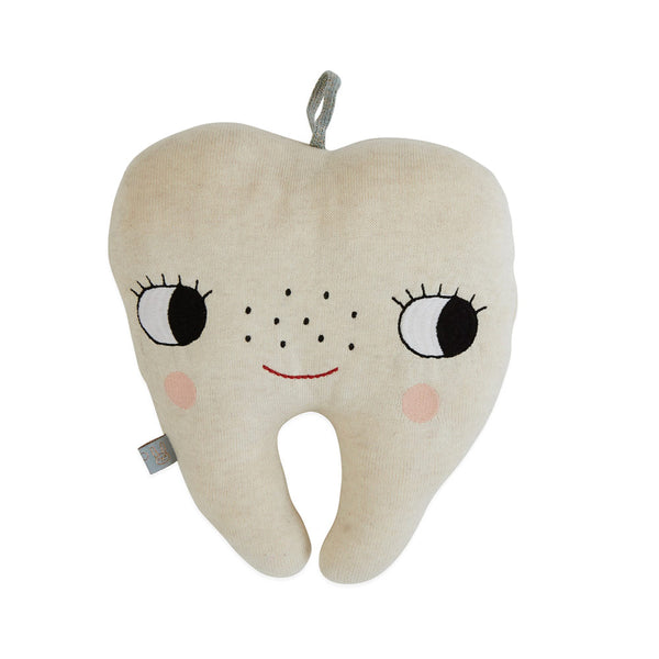Tooth Fairy Cushion - Offwhite