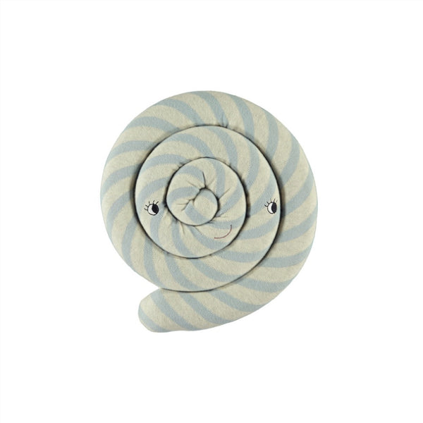 Lollipop Cushion - Blue