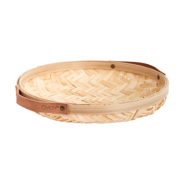 Sporta Bread Basket - Round - Nature