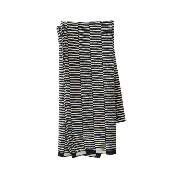 Stringa Mini Towel - Offwhite / Anthracite