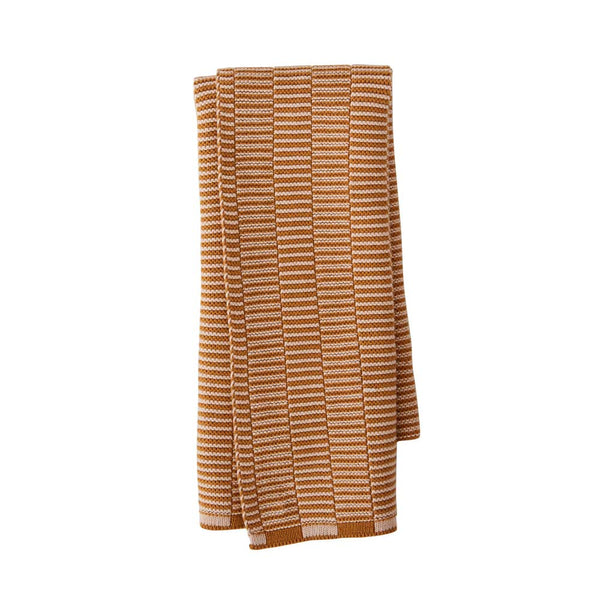 Stringa Mini Towel - Caramel / Rose