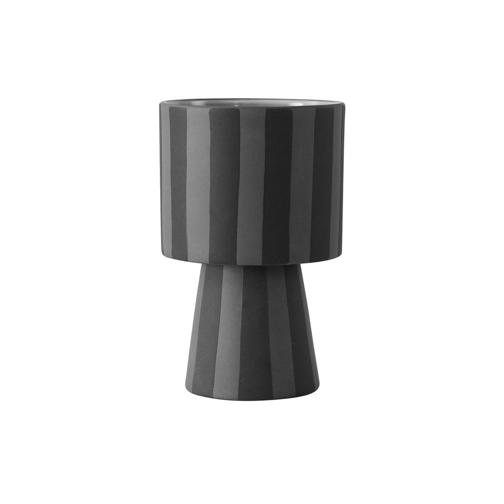 Toppu Pot - Small - Grey / Anthracite