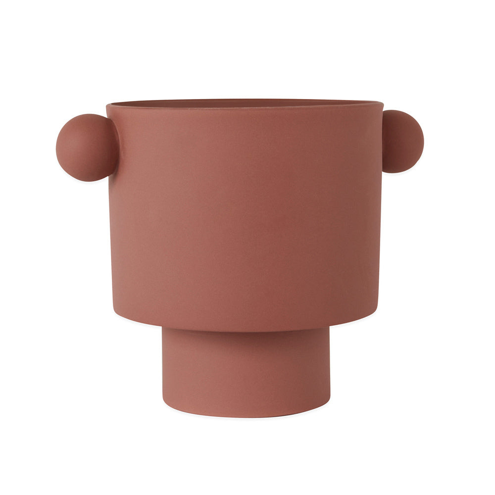Inka Kana Pot - Large - Sienna