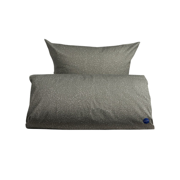 Starry Bedding in Elephant Grey - Adult
