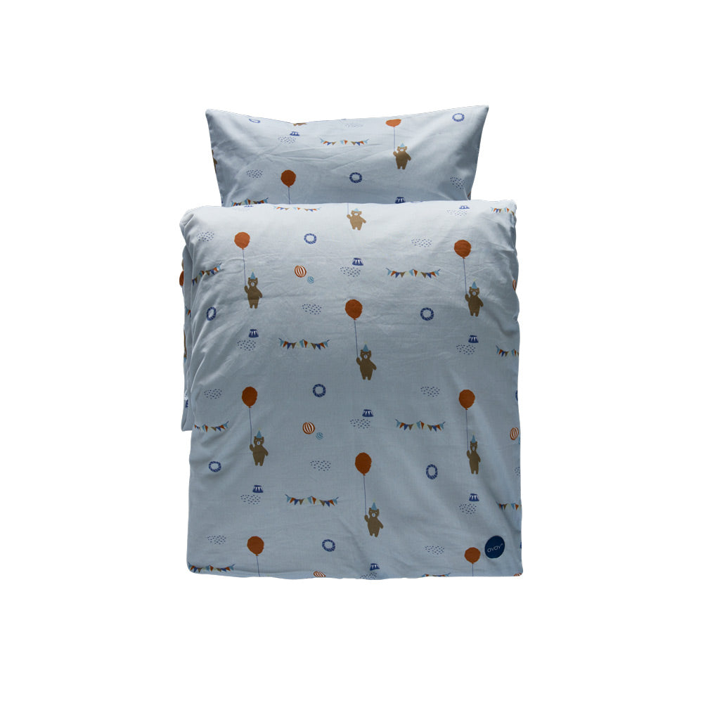 Happy Circus Bedding - Junior