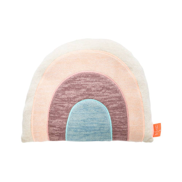 Rainbow Cushion - Large - Powder