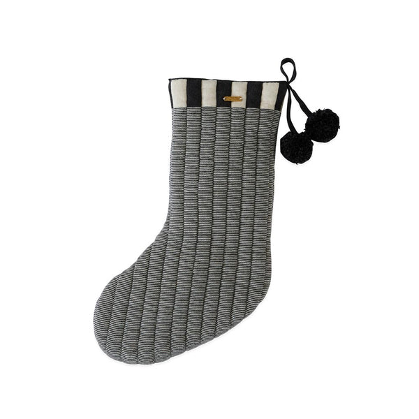 Laja Christmas Stocking - Offwhite / Anthracite