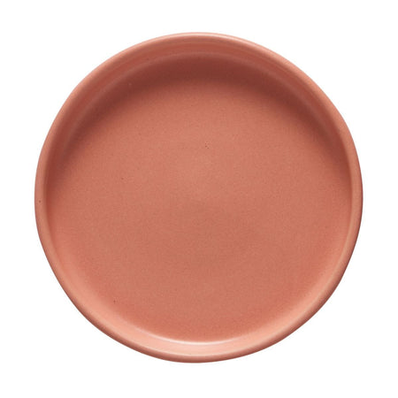 Why-Not Round Tray in Coral design by OYOY