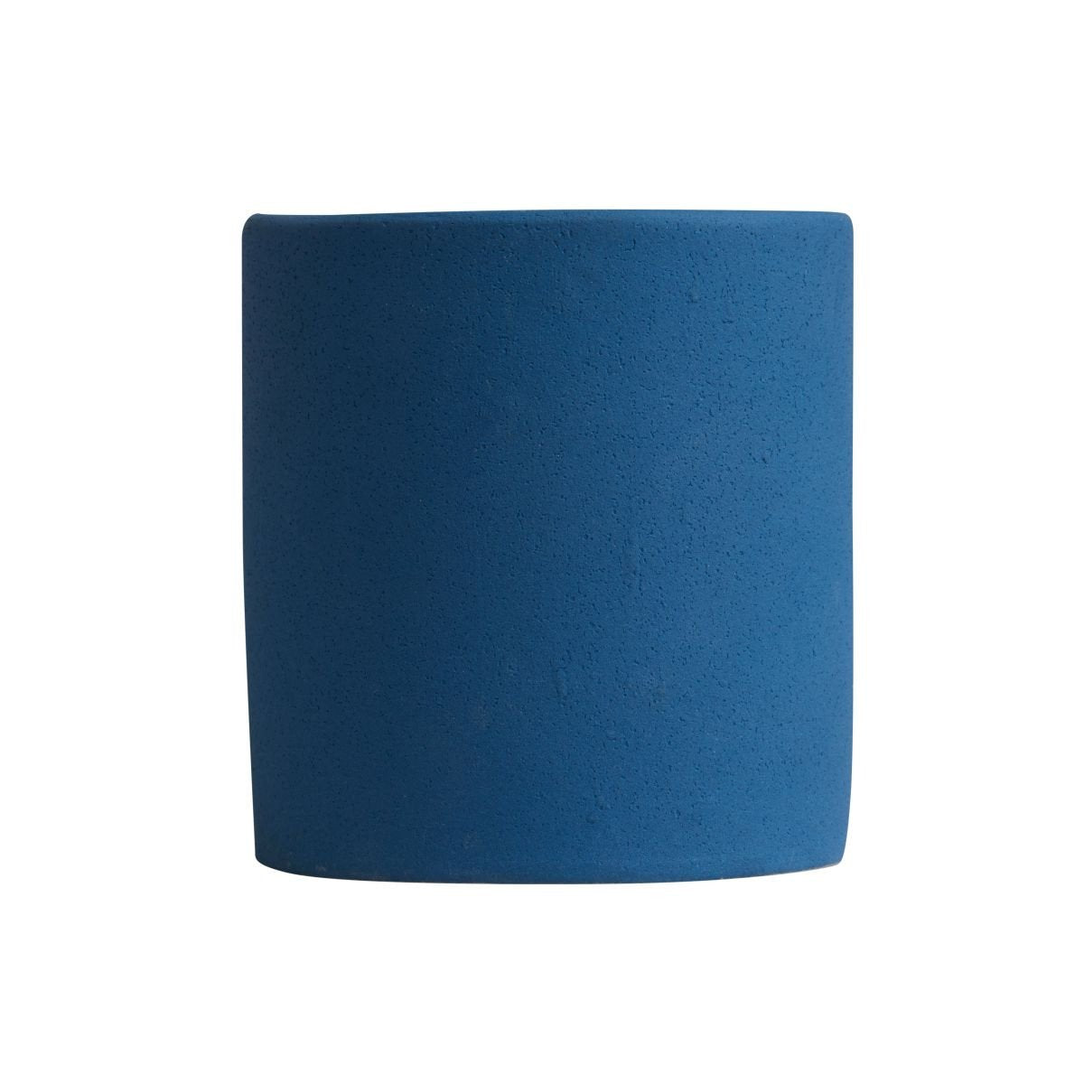 Small Why-Not Cylinder in Dazzling Blue design by OYOY