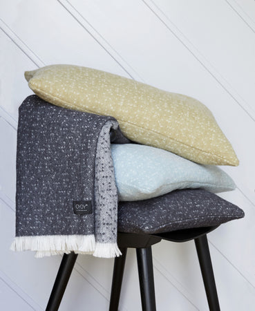 Tenji Pillow in Anthracite design by OYOY
